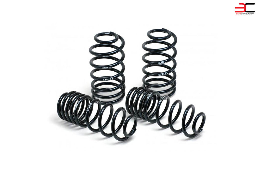 H&R LOWERING SPRINGS (ABARTH/500T) - EUROCOMPULSION