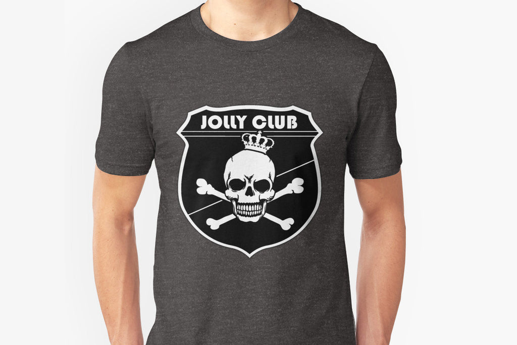 "EUROCOMPULSION JOLLY CLUB ""CLASSIC"" T-SHIRT - EUROCOMPULSION"