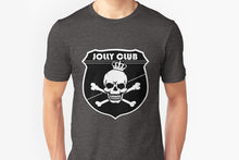 "Load image into Gallery viewer, EUROCOMPULSION JOLLY CLUB ""CLASSIC"" T-SHIRT - EUROCOMPULSION"