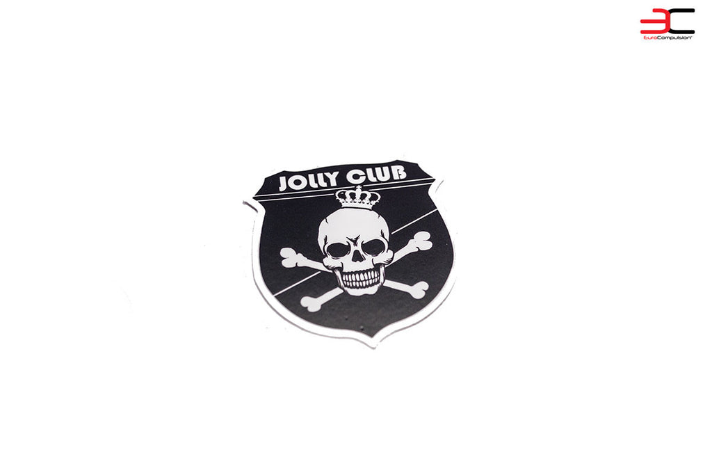 EUROCOMPULSION JOLLY CLUB LOGO DECAL - EUROCOMPULSION