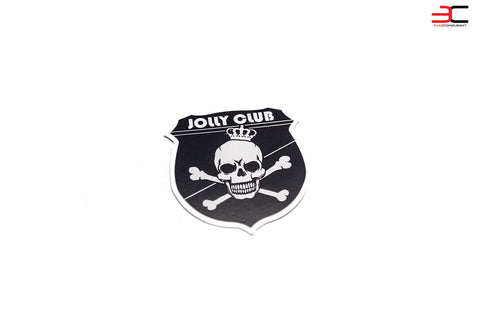 EUROCOMPULSION JOLLY CLUB LOGO DECAL