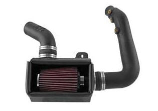K/N AIR CHARGER INTAKE SYSTEM - EUROCOMPULSION