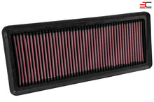 Load image into Gallery viewer, K/N DROP-IN AIR FILTER FIAT 124 - EUROCOMPULSION