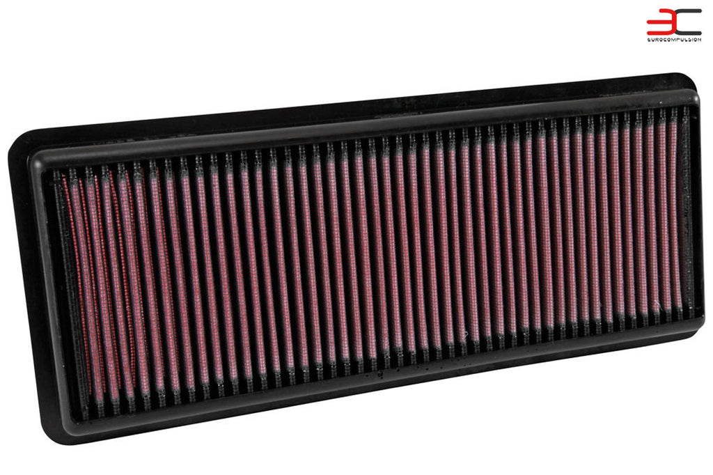K/N DROP-IN AIR FILTER FIAT 124 - EUROCOMPULSION