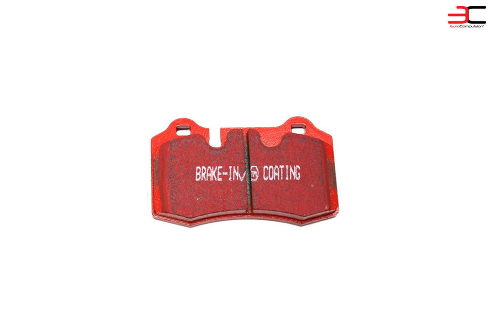 EBC RED STUFF REAR BRAKE PADS (MASERATI GRANTURISMO) - EUROCOMPULSION