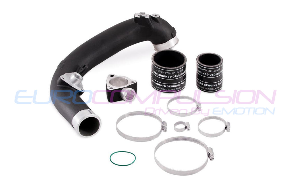 MISHIMOTO UPPER INTERCOOLER PIPE (JEEP WRANGLER JL 2.0L)