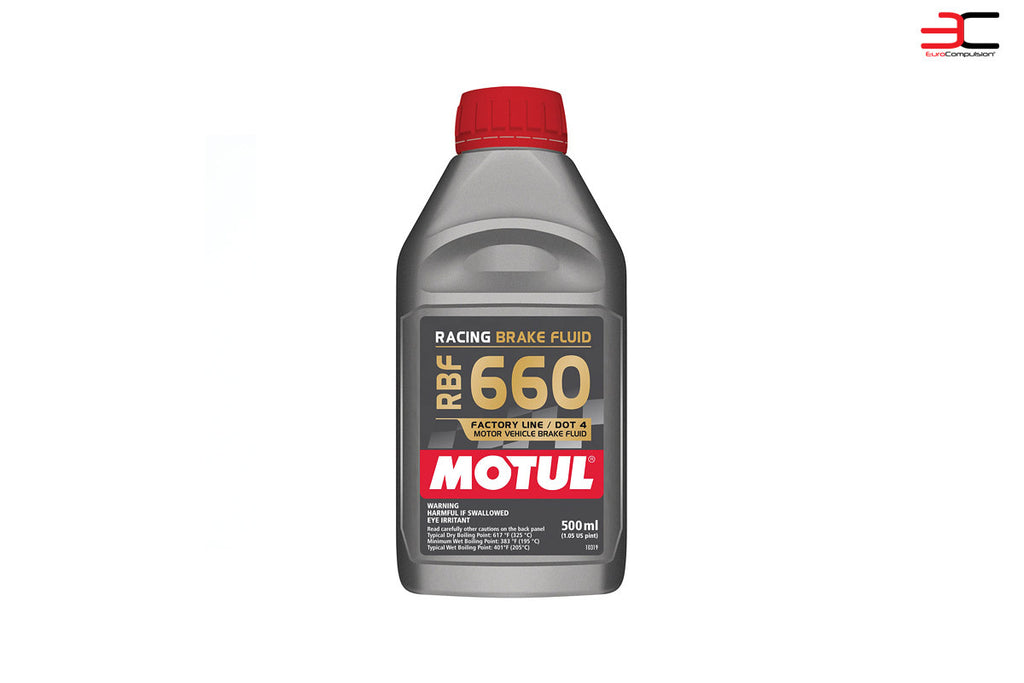 MOTUL 660 BRAKE FLUID (DOT 4) - EUROCOMPULSION