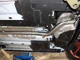 NEU-F MID-PIPE EXHAUST (ABARTH/500T)