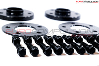 OTIS LA BLACK WHEEL SPACER KIT 5MM/17MM (ALFA ROMEO GIULIA 2.0L)