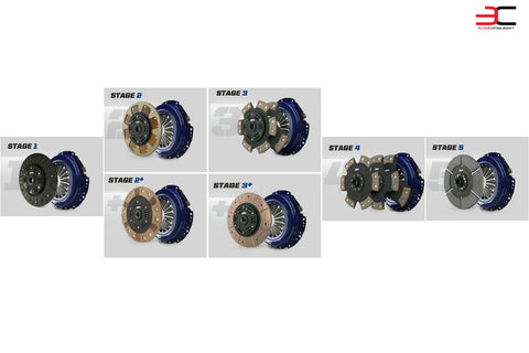 SPEC HIGH PERFORMANCE CLUTCH KIT