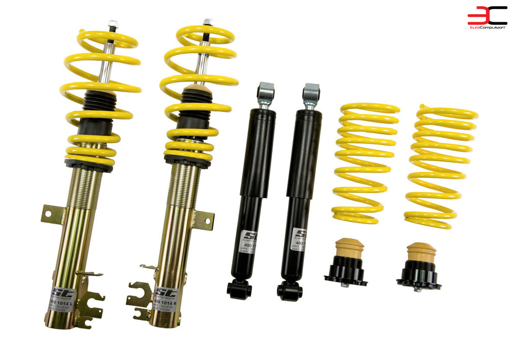 SUSPENSION TECHNIQUES COIL-OVER SYSTEM (FIAT 500 ABARTH/FIAT 500T/FIAT 500) - EUROCOMPULSION
