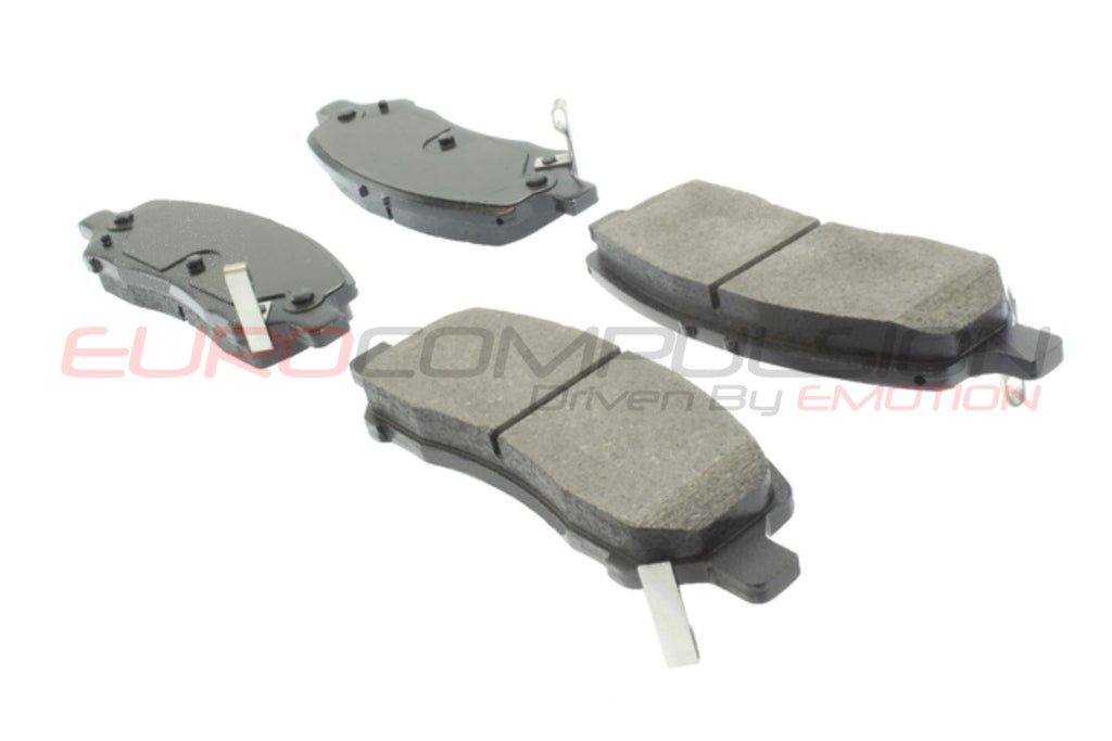 STOPTECH STREET PERFORMANCE BRAKE PADS (DODGE DART) - EUROCOMPULSION