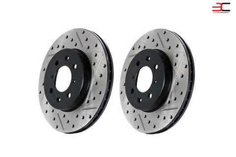 STOPTECH ABARTH/500T BRAKE ROTORS