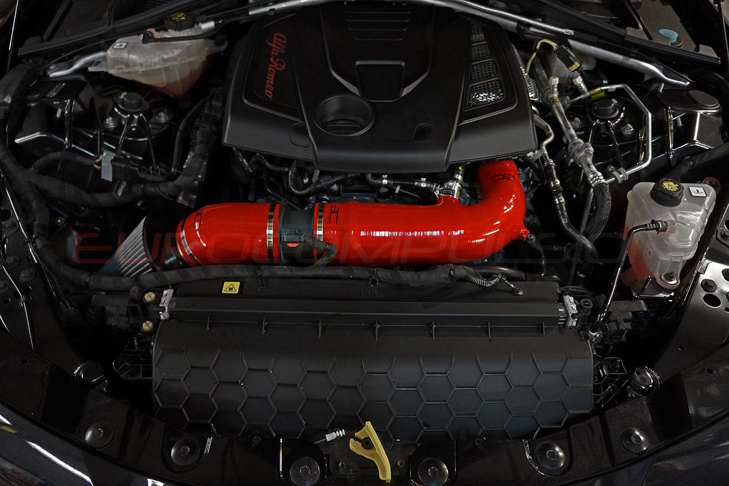 EUROCOMPULSION® V2 AIR INDUCTION SYSTEM (ALFA ROMEO STELVIO 2.0L) - EUROCOMPULSION
