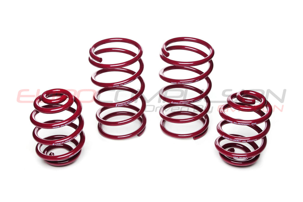 VOGTLAND FIAT 124 SPIDER/ABARTH LOWERING SPRINGS