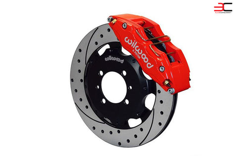 WILWOOD DYNAPRO 6 BIG BRAKE KIT ABARTH/500T/500
