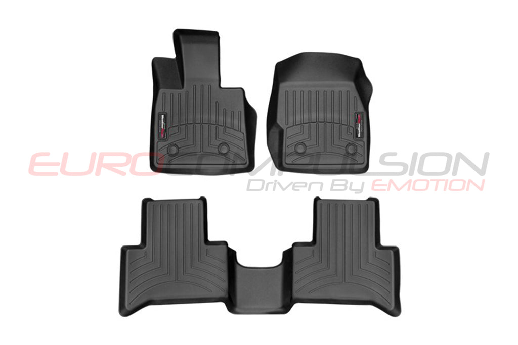 WEATHER-TECH FLOOR MAT SET (ALFA ROMEO STELVIO QUADRIFOGLIO 2.9L)