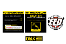 Load image into Gallery viewer, MAGNAFLOW CATTED DOWNPIPE (1.4L MULTIAIR TURBO)