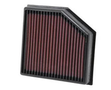 Load image into Gallery viewer, K/N DODGE DART REPLACEMENT AIR FILTER - EUROCOMPULSION