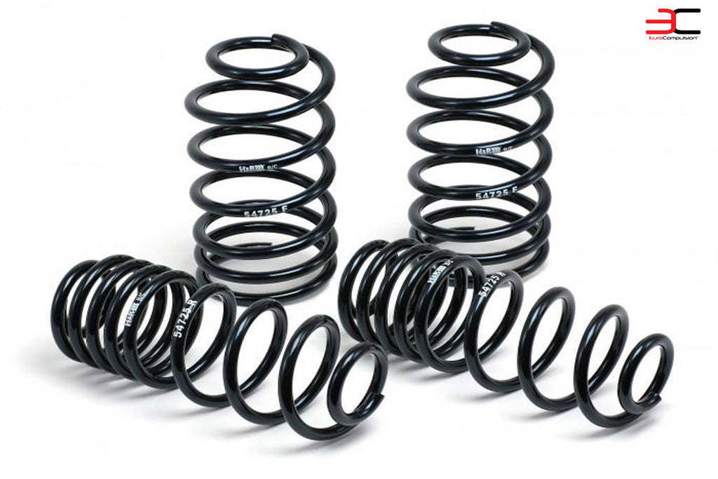 H&R LOWERING SPRINGS DODGE DART - EUROCOMPULSION