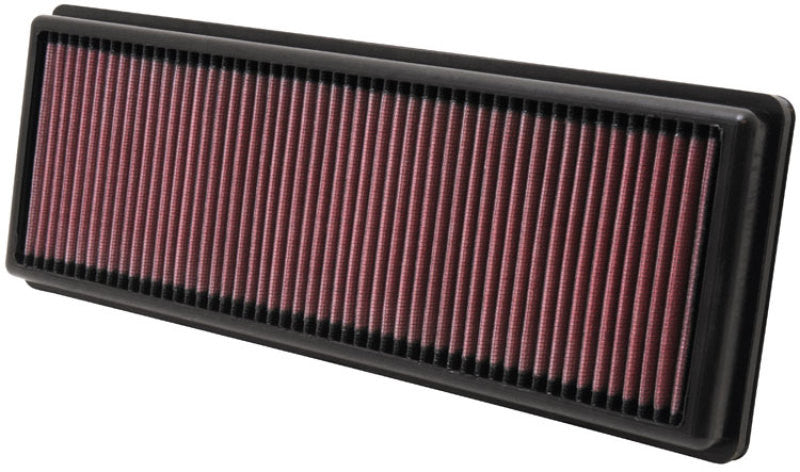 K/N REPLACEMENT FIAT 500 AIR FILTER - EUROCOMPULSION