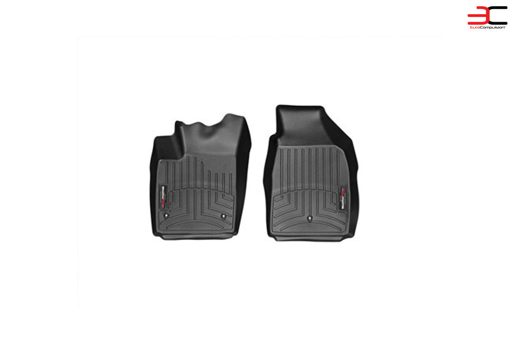 WEATHER-TECH ALL-WEATHER MATS ABARTH/500T/FIAT 500 - EUROCOMPULSION