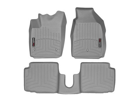 WEATHER-TECH ALL-WEATHER MATS ABARTH/500T/FIAT 500