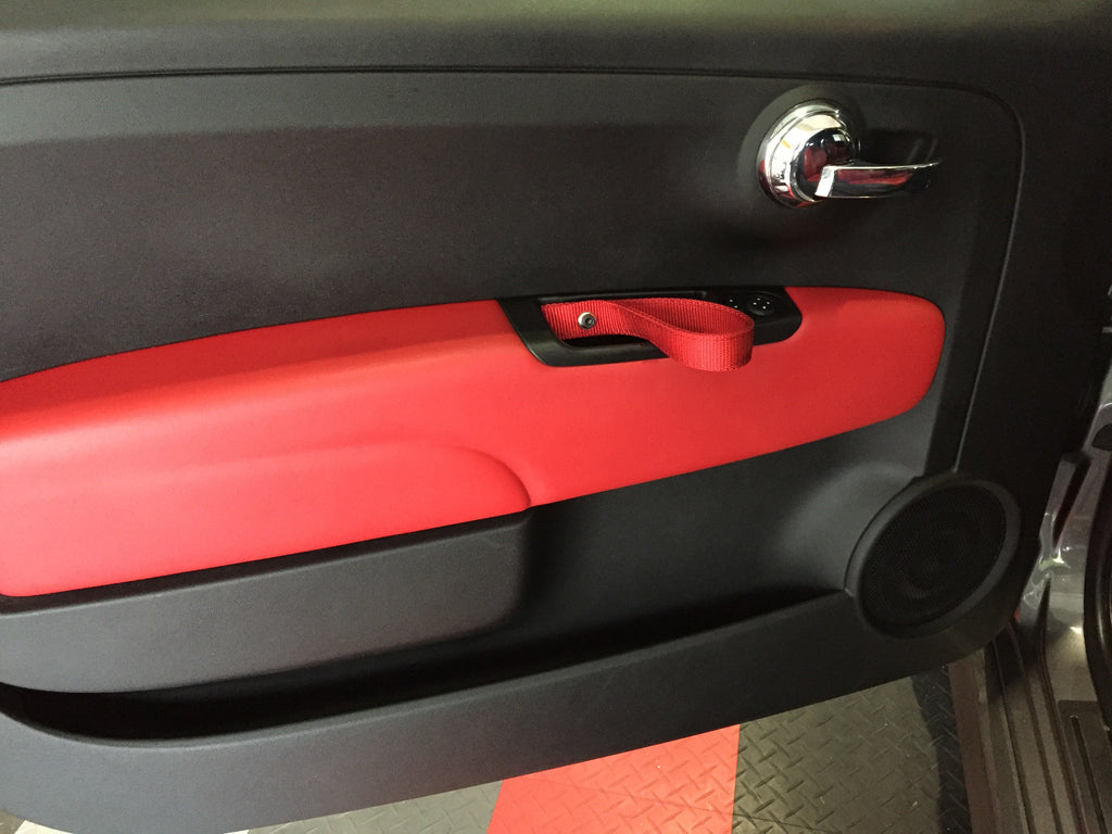 BOB'S RACING DOOR PULLS (ABARTH/FIAT 500) - EUROCOMPULSION