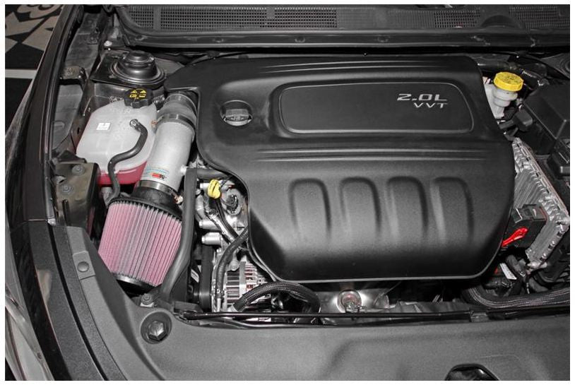 K/N TYPHOON INTAKE KIT (DODGE DART 2.0L) - EUROCOMPULSION