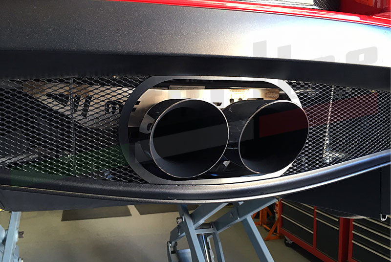 CENTERLINE CORSA EXHAUST ALFA ROMEO 4C CENTER EXIT EXHAUST - EUROCOMPULSION