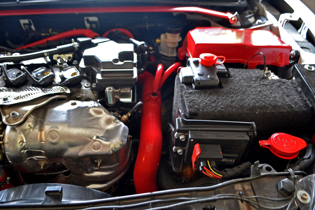 EUROCOMPULSION INTER-COOLER HOSE UPGRADE (DODGE DART 1.4L) - EUROCOMPULSION