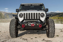 Load image into Gallery viewer, ROAD ARMOR - Stealth Front Winch Bumper Sheetmetal Bar Guard Mid Width - JEEP WRANGLER JL