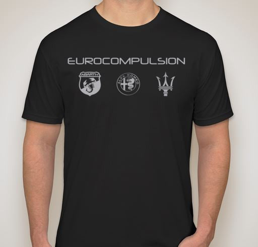 "EUROCOMPULSION ""HOLY TRINITY"" T-SHIRT - EUROCOMPULSION"