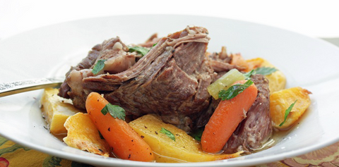 100% Grass Fed Pot Roast