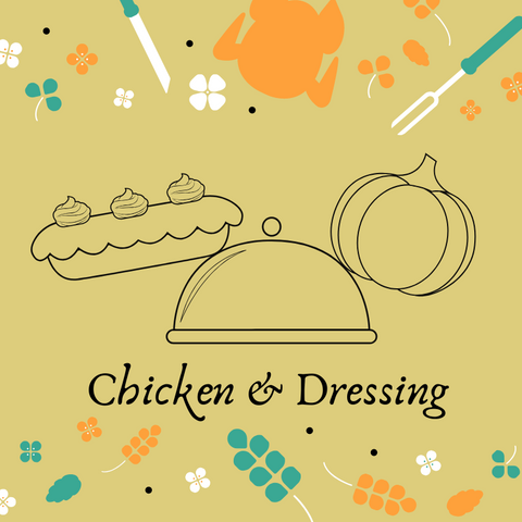 Chicken & Dressing