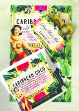 Caribbean Coco Sea Salt Bath Bars