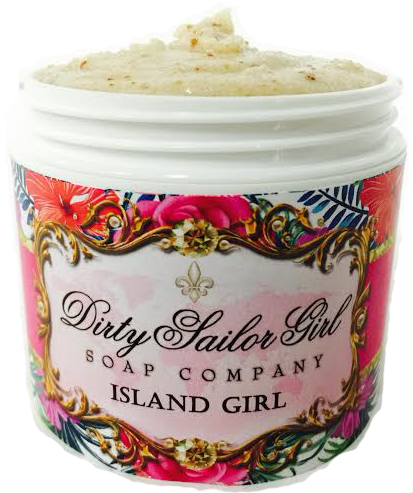 Island Girl Sugar Scrub