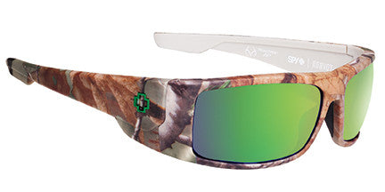 SPY KONVOY CAMO HAPPY GREEN LENSE