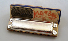 Pre-War and Vintage Harmonicas