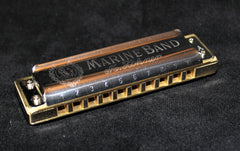 Built to Order Double Reed Plate Marine Band 1896