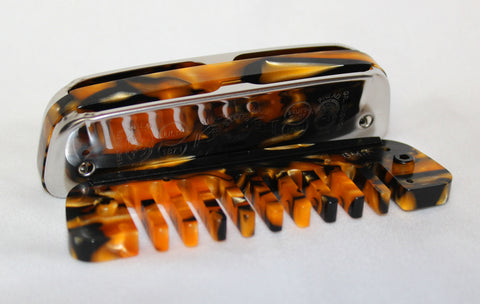 Golden Melody Fancy Acrylic Combs
