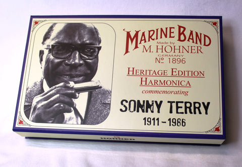 Sonny Terry Heritage Edition Marine Band
