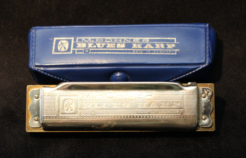 Sonny Terry Estate Harmonica - Blues Harp  # 115  Key of Db