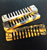 Marine Band Fancy Acrylic Comb