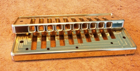 Seydel Session Steel Brass Comb