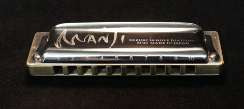 Built to Order Manji with Brass Comb