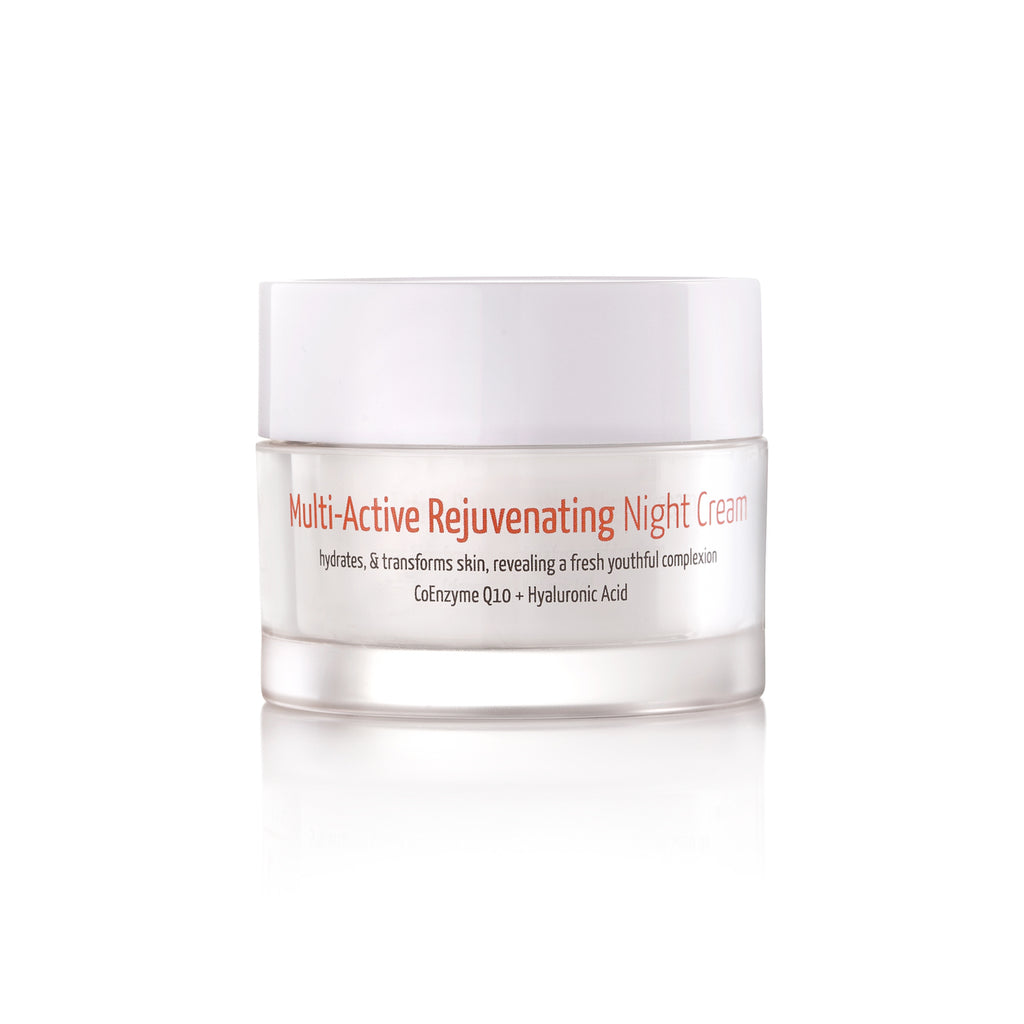 Multi-Active Rejuvenating Night Cream - 1.76oz