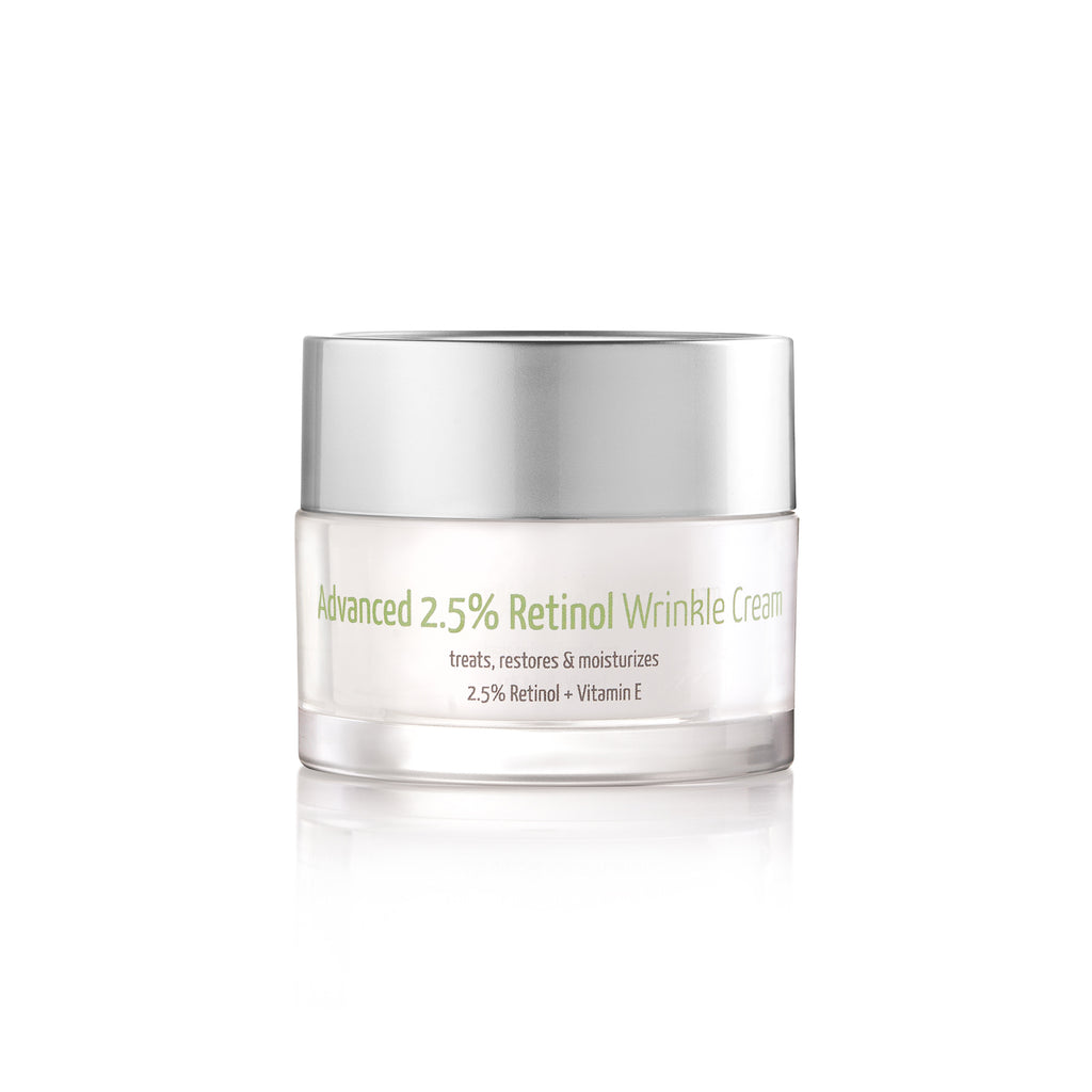Advanced 2.5% Retinol Wrinkle Cream