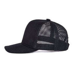 Faust Trucker Hat - Black