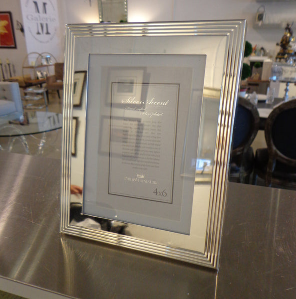 Picture Frame 4x6 & 5x7 Combined 4 outer lines design s/p